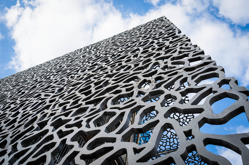 Museum of European and Mediterranean Civilisations (MuCEM)