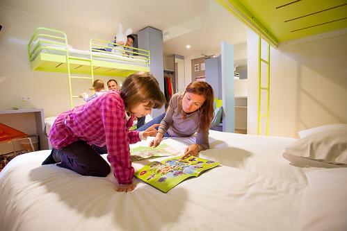 HOTEL DU FUTUROSCOPE à Chasseneuil du Poitou - Vienne 86 - France