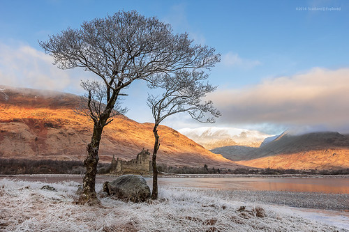 winter mountains castle sunrise canon landscape dawn scotland highlands scottish loch wilderness awe efs 1022mm lochawe scottishhighlands efs1022mm kilchurn kilchurncastle highlandsandislands 60d canon60d