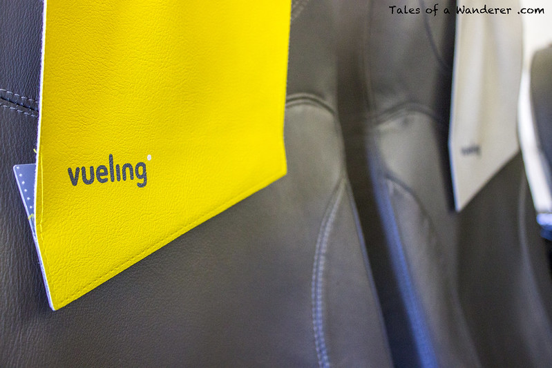 Vueling VY1299 SVQ - LCG