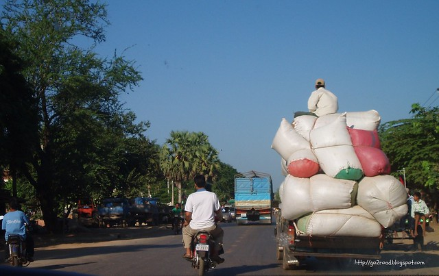 Дорога на Ангкор