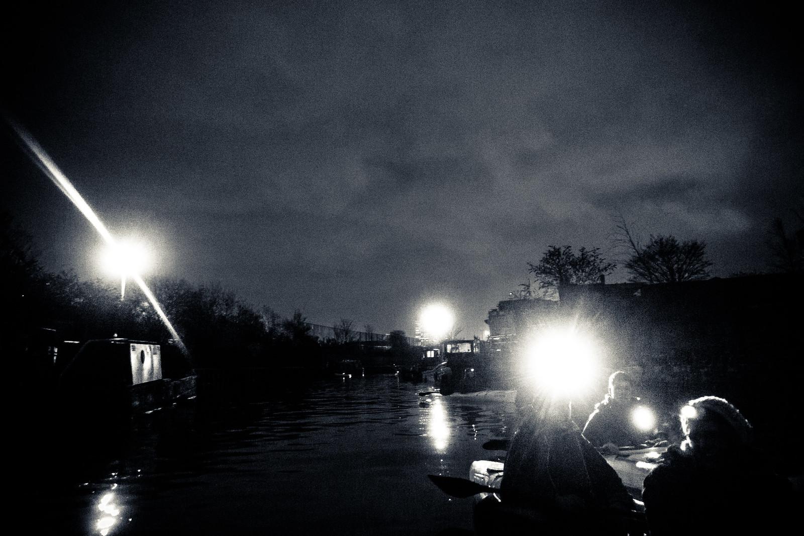 Secret Adventures Canoe at Night-18