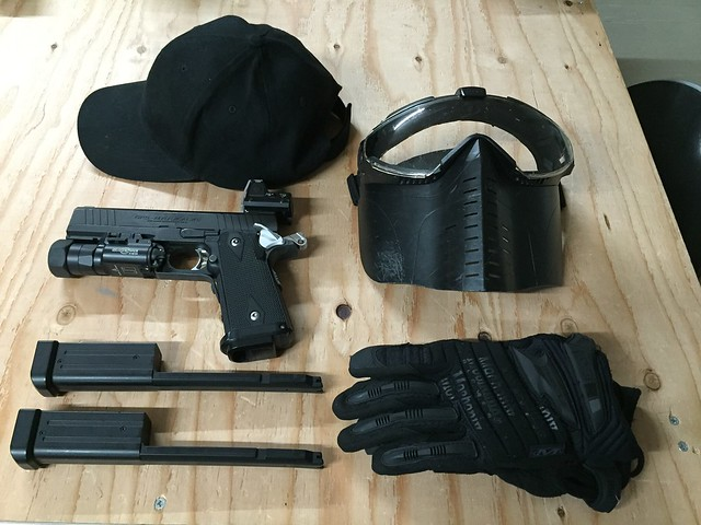 cqb equipment 18/May/2016