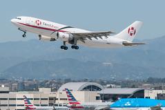 Aero Union A300 cargo