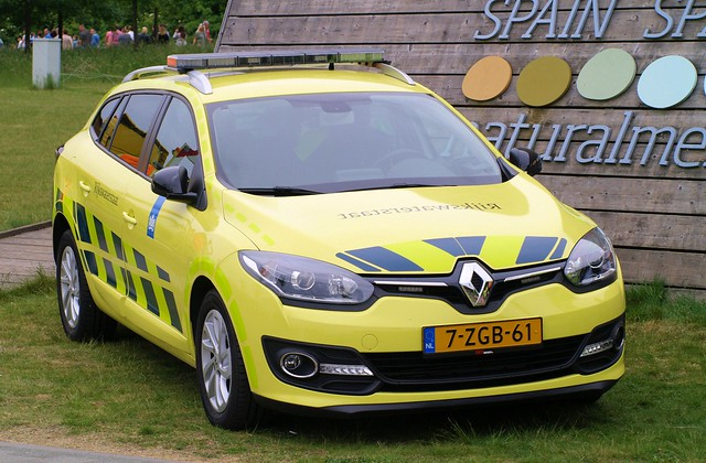 Renault Rijkswaterstaat