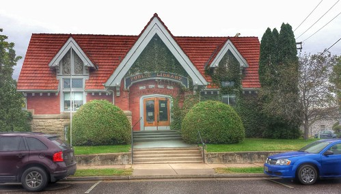 Durand Free Library- Durand WI (1)