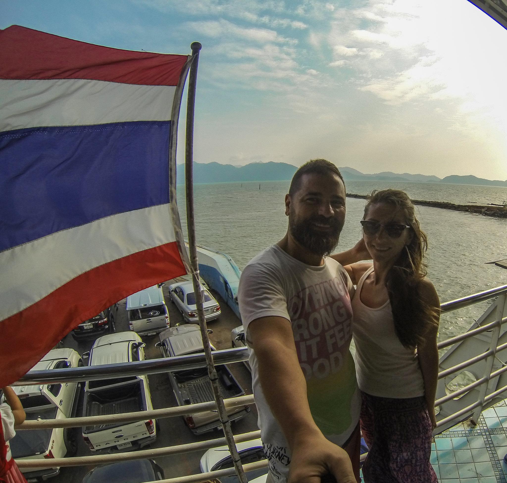 Koh Chang Adasına Nasıl Gidilir