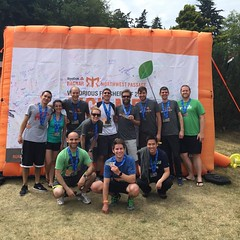 Congratulations to the warriors that help make this relay truly live up to the adjectives awesome and epic! We did it! I love you all! Thanks for the memories and fun!!!! #ragnar #ragnarnwp #teamfreshandfurious
