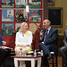 "Rep. Noujaim joined CT-N's Diane Smith and fellow legislators Frank Nicastro and Roberta Willis for a ""Conversation at noon"" regarding their long service to the state."