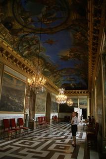 Obrázek Drottningholm Palace u Drottningholm. sweden sverige stockholmslän ekerö drottningholm drottningholmpalace drottningholmsslott geotagged geo:lat=59321652 geo:lon=17887067