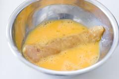 Thơm giòn thịt gà chiên dừa nạo