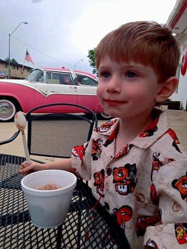 Twister's Soda Fountain, Route 66, Williams, Arizona