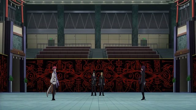Tokyo Ravens ep 19 - image 05
