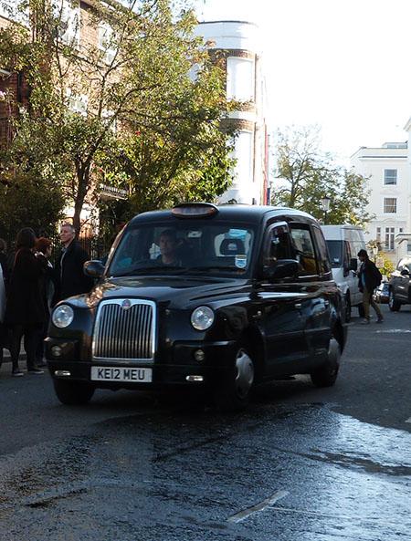 taxi noir