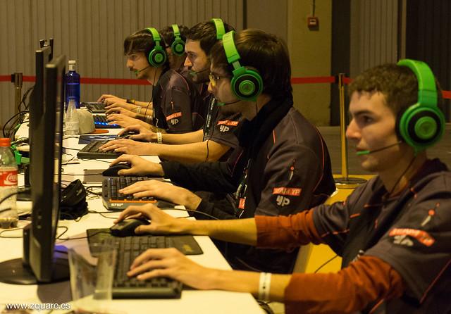 Team YouPorn, Dota 2 tournament Gamergy 2014