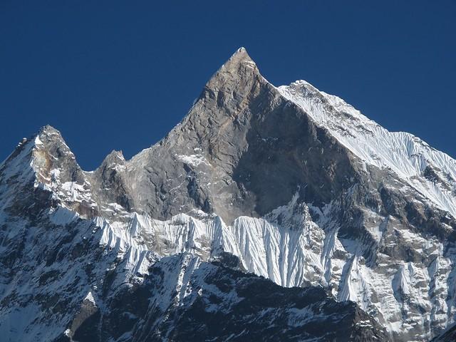 Annapurna Trek: Day 8 Dovan to MBC