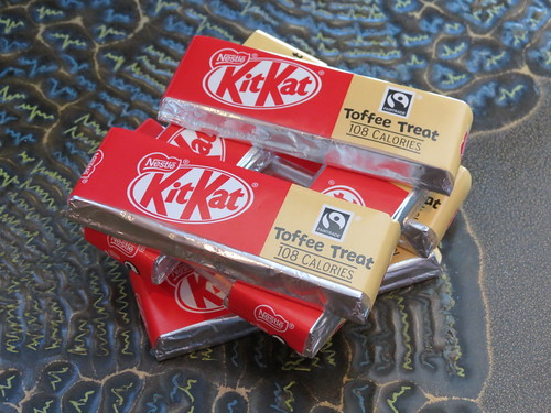 Toffee Treat Kit Kat (UK)