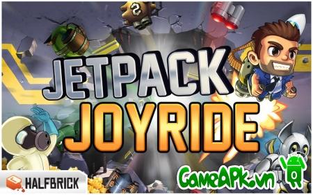 Jetpack Joyride v1.8.2 hack full tiền cho Android