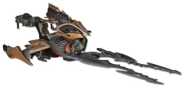 終極的異形剋星! 你從未見過的《終極戰士》刀鋒戰機有夠威!