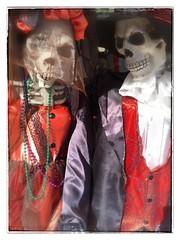 Dia De Los Muertos Skeletons Costumes 1710RR