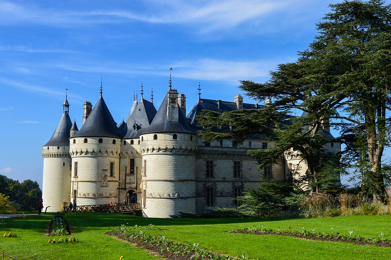 Chateau de Chaumont and Gardens
