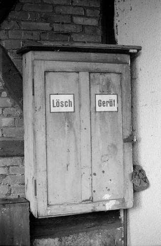 Lösch Gerät / extinguisher equipment