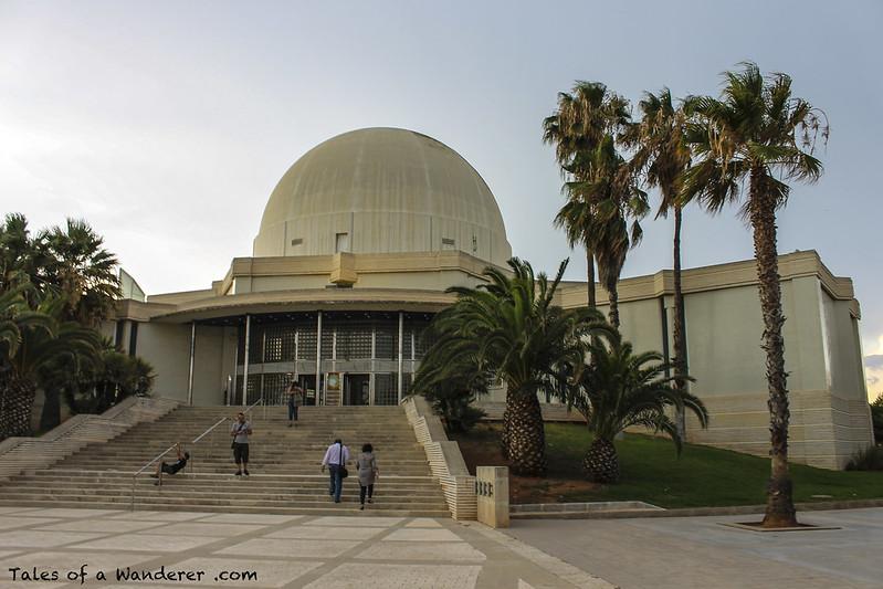 CASTELLÓN DE LA PLANA - Grao de Castellón / Planetario