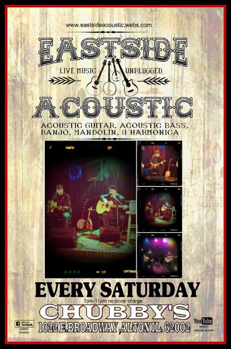 Eastside Acoustic Saturdays 11-1-14