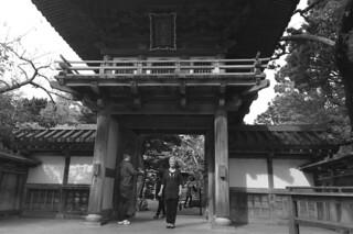 Japanese Tea Garden - Main Gate by roland luistro, on Flickr