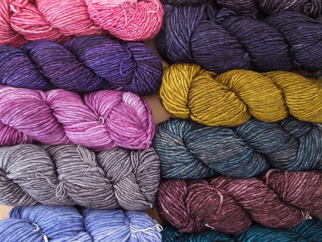 Malabrigo Mecha. Available in Greece only at Plectorium in Larisa.