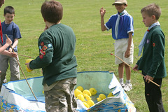 District Cub Camp 2005