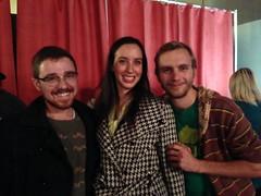 Austin Norrid, Danielle Empson, Tyler Offerman