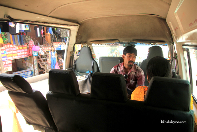 Van Ride Kathmandu To Pokhara