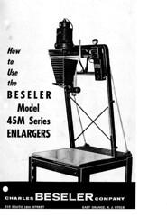 Beseler 45M Manual