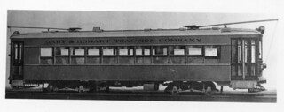 Gary & Hobart Traction Co. car