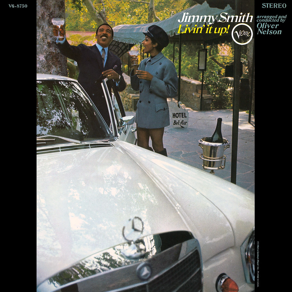 Jimmy Smith - Livin' it Up!