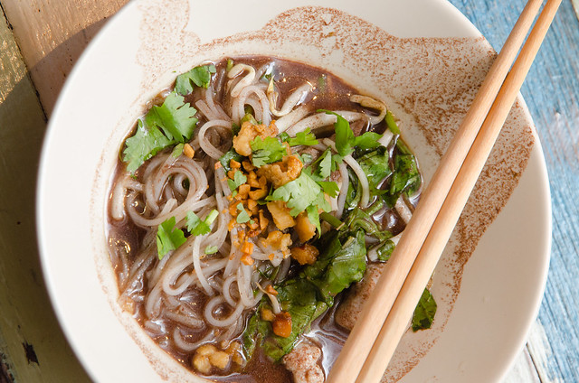 Boat Noodle at The Porki Society