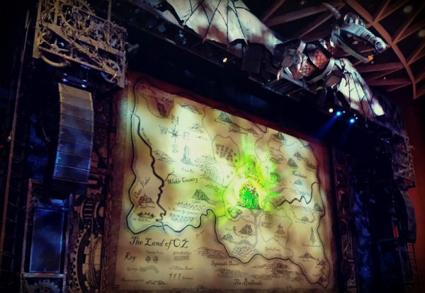 wicked stage small
