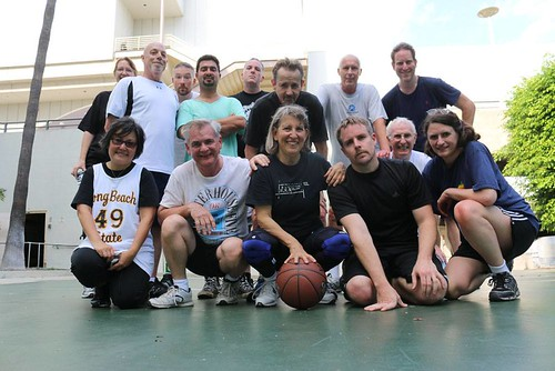 basketball at bouchercon, 2014
