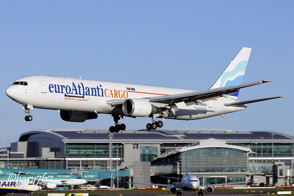 EuroAtlantic Cargo Boeing 767-375(ER)(BDSF) | M  Hary767