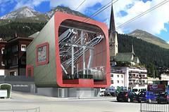 Švýcarské novinky 2 -  nové lanovky, lázně i hotely