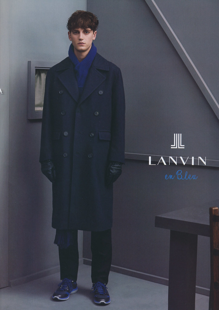 James Allen0007_AW14 LANVIN en Bleu(LOADED vol.17)