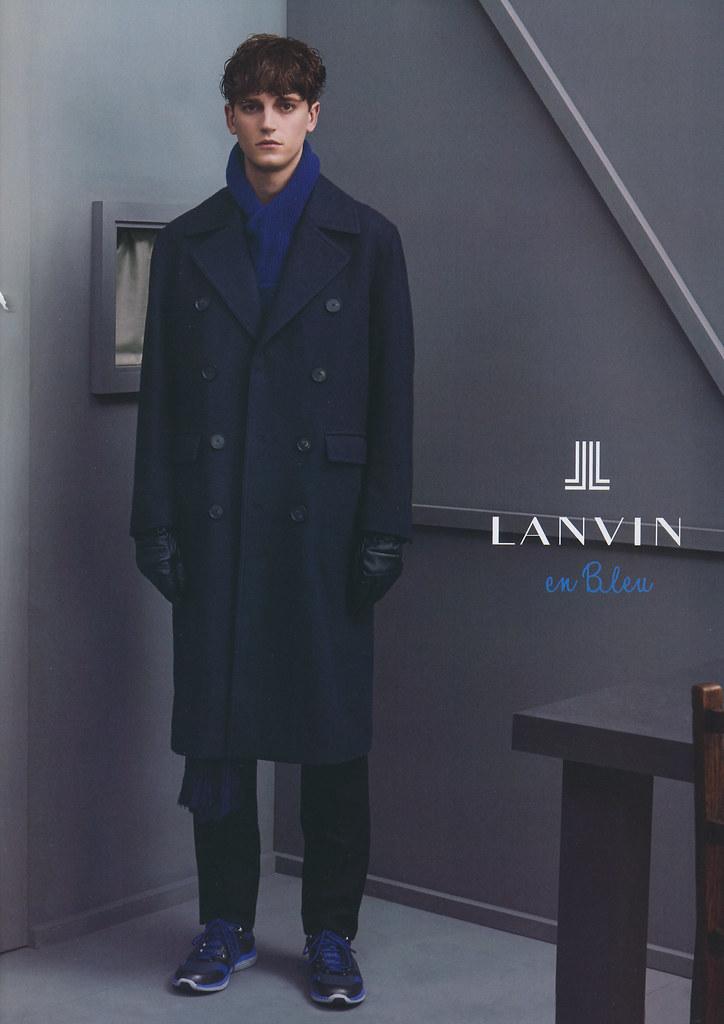 James Allen0007_AW14 LANVIN en Bleu(LOADED vol.17)