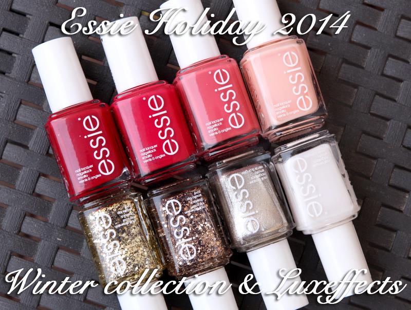 Essie holiday 2014