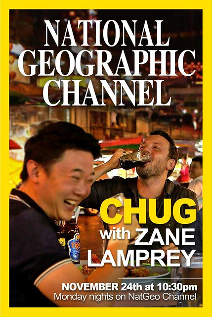 National Geographic CHUG
