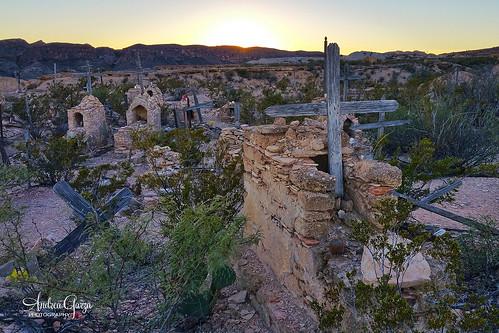 Terlingua, TX Cemetery