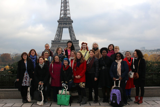 Paris Spoolette Meet-Up November 2014
