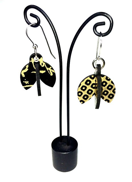 Paper Petal Earrings - Paper Julep