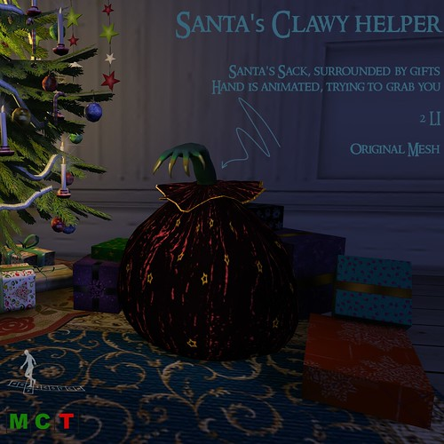 Santas Clawy Helper