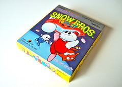 Japanese Snow Bros. Jr. (GameBoy) box